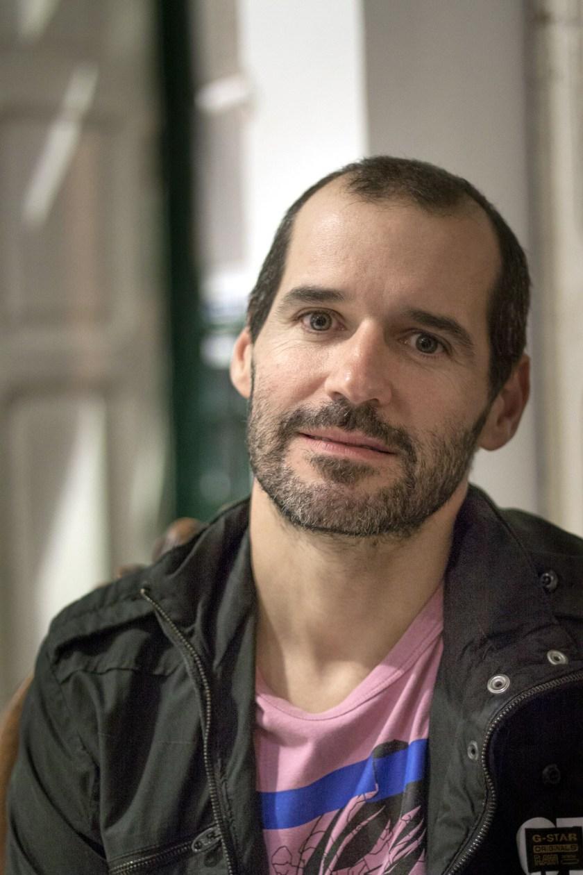 Raúl Belinchón.