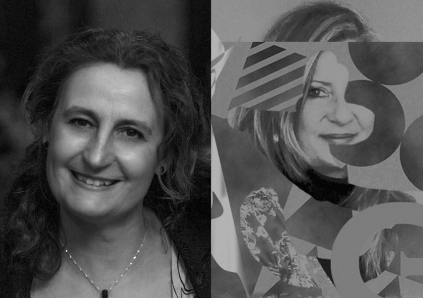 María José Sanz (Manises) y Mª Luisa Pellegero (Zaragoza).