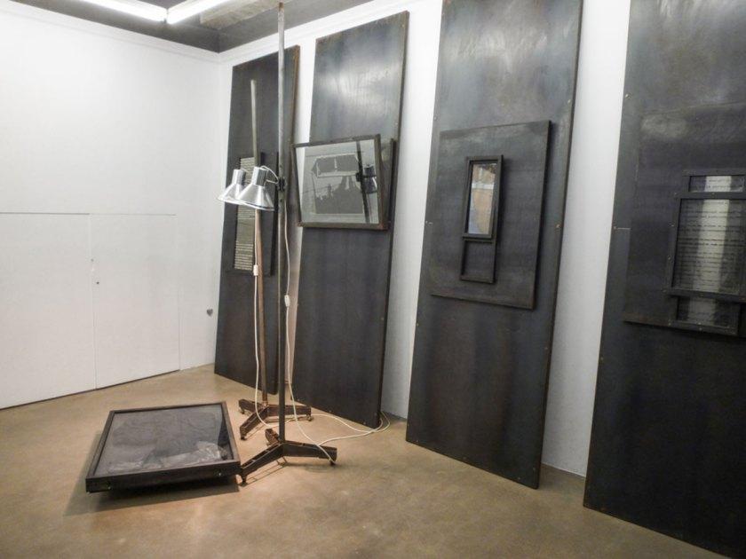 Vista general sala de exposición. Cortesía Espaivisor