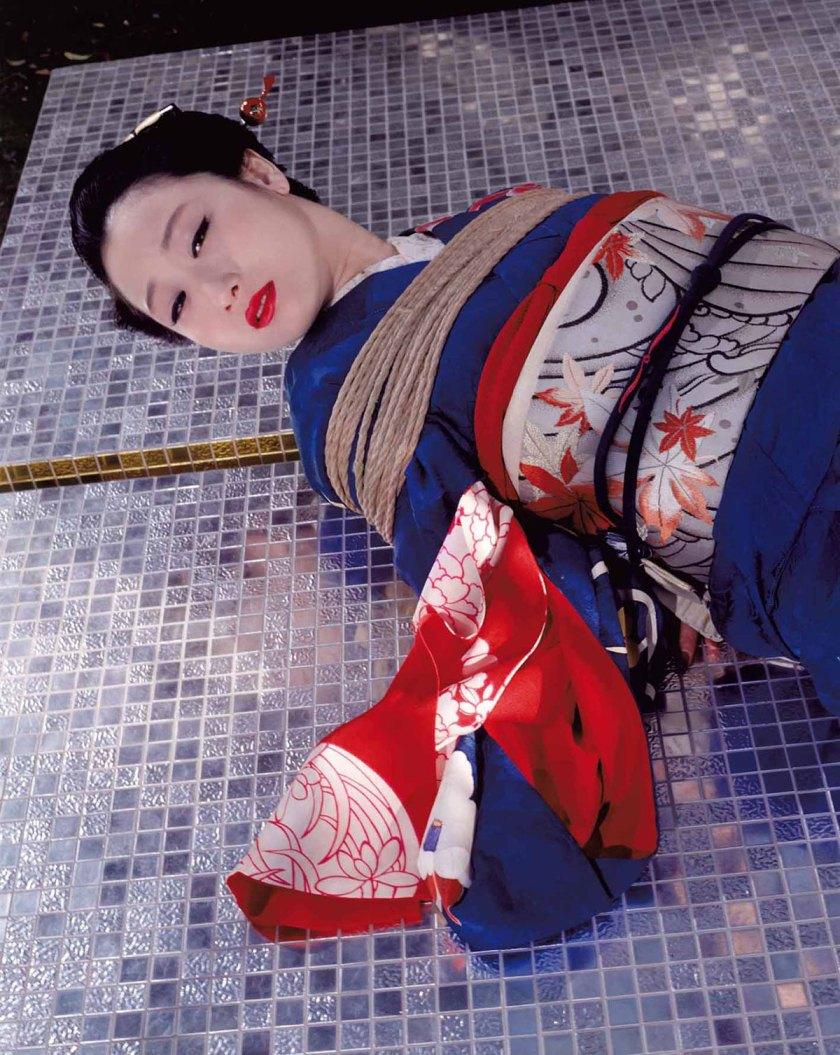 Nobuyoshi Araki, Tokyo 21 02 2009 Courtesy of FONDAZIONE BISAZZA