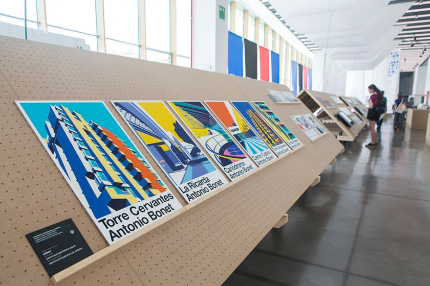 Vista general de la exposición. Imagen cortesía de © FAD