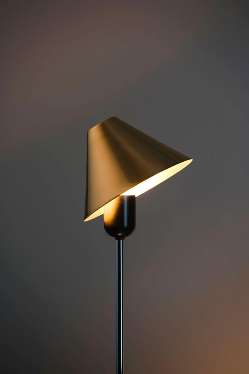Lámpara Gira (detalle). Imágenes cortesía de Santa&Cole