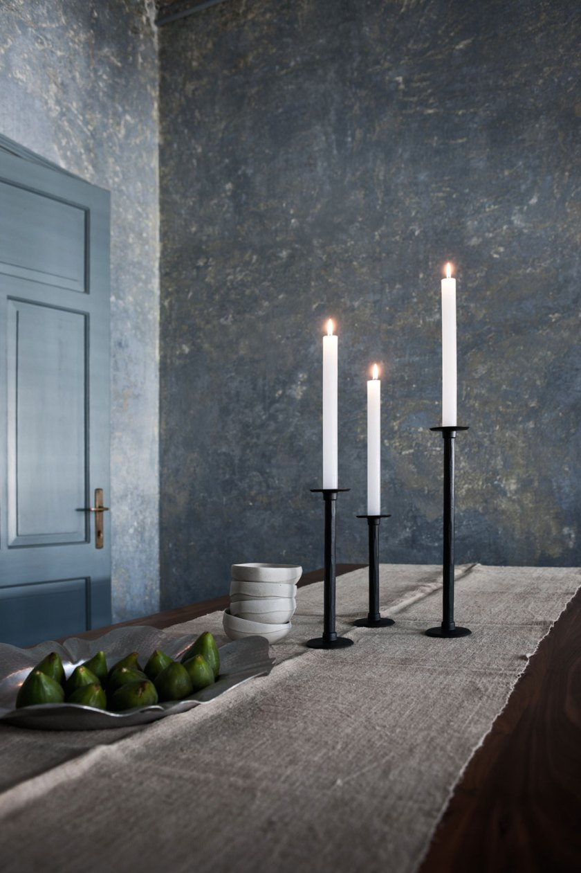 Table and candlestick, Officina by Magis