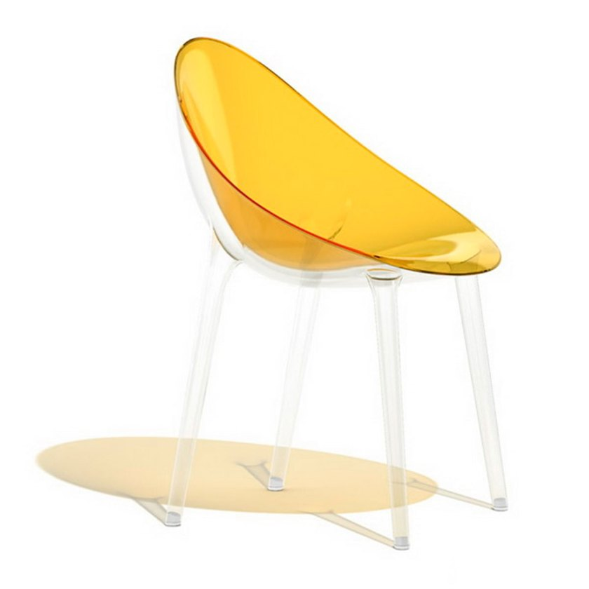 """Mr impossible chair"" design by Philippe Starck"