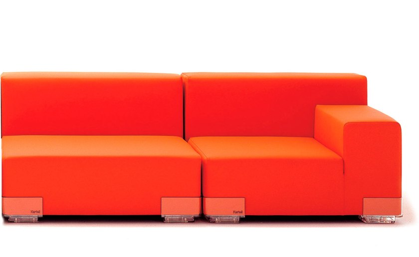 """Kartell Plastics System"" design by Piero Lissoni"