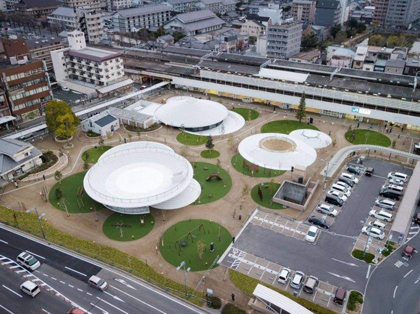 General view. Photo courtesy of © Nendo. Photographer : Daici Ano, Tadashi Endo, KOKUYO, Takumi Ota, Akihiro Yoshida