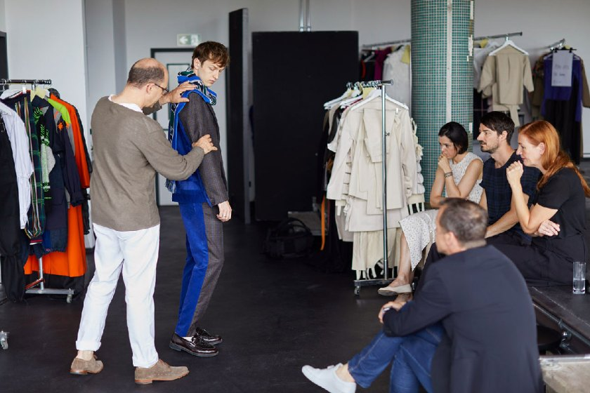 "Collection ""The Bonnie Situation"" by Maria Presser. Photo: © European Fashion Award FASH / SDBI"