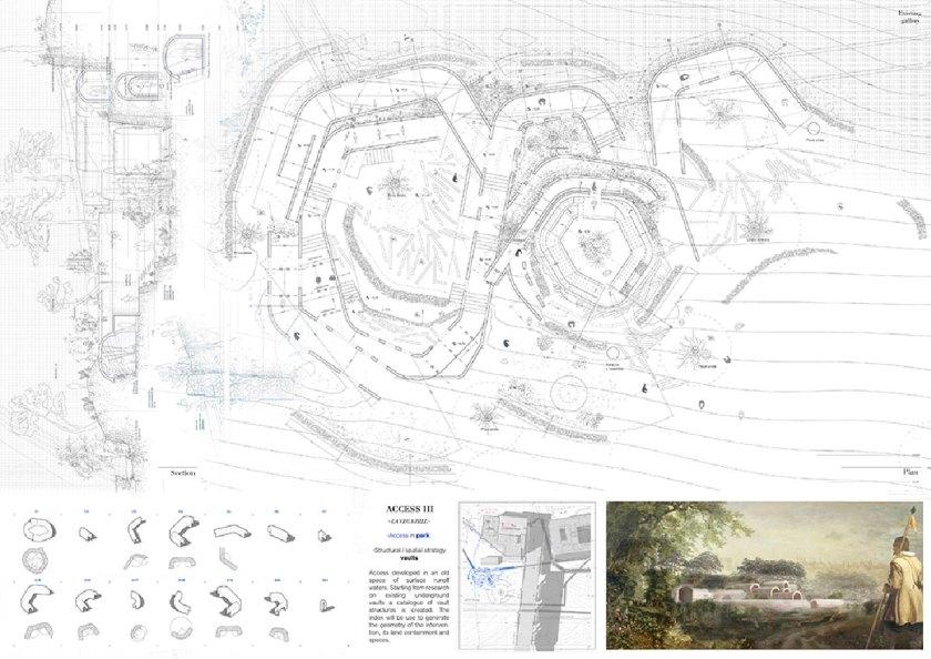WINNER: Julio Gotor Valcárcel, Facultad de Arquitectura de la Universidad Politécnica de Madrid