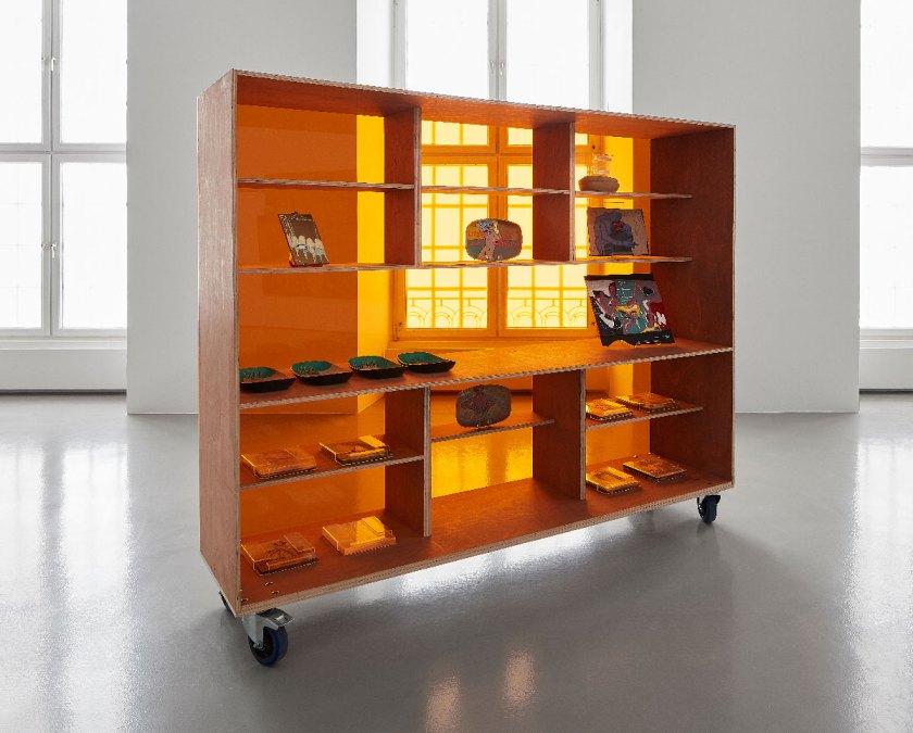 03_Ausstellungsansicht_AMVK_Fridericianum
