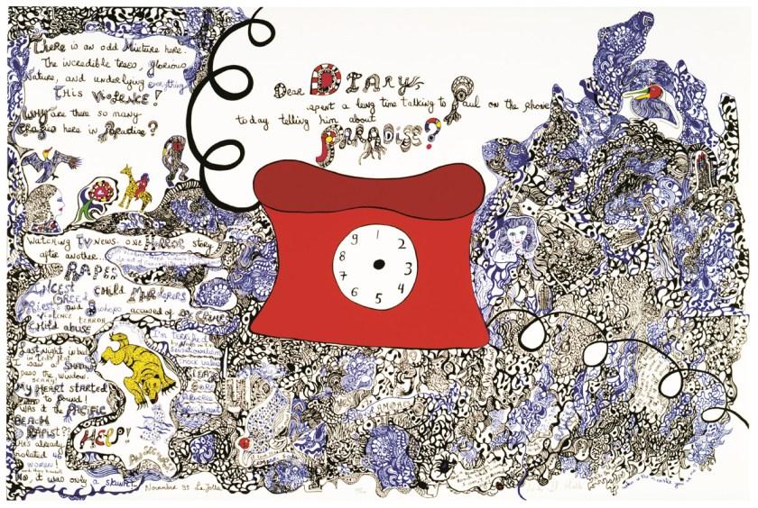 12.-La-Casa-Encendida---El-Hecho-Alegre---Californian-Diary-(Telephone)-(EK)
