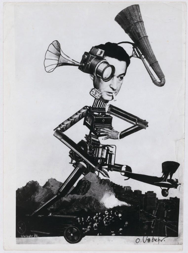 Umbo_Der-Rasende-Reporter_1926_Berlinische-Galerie
