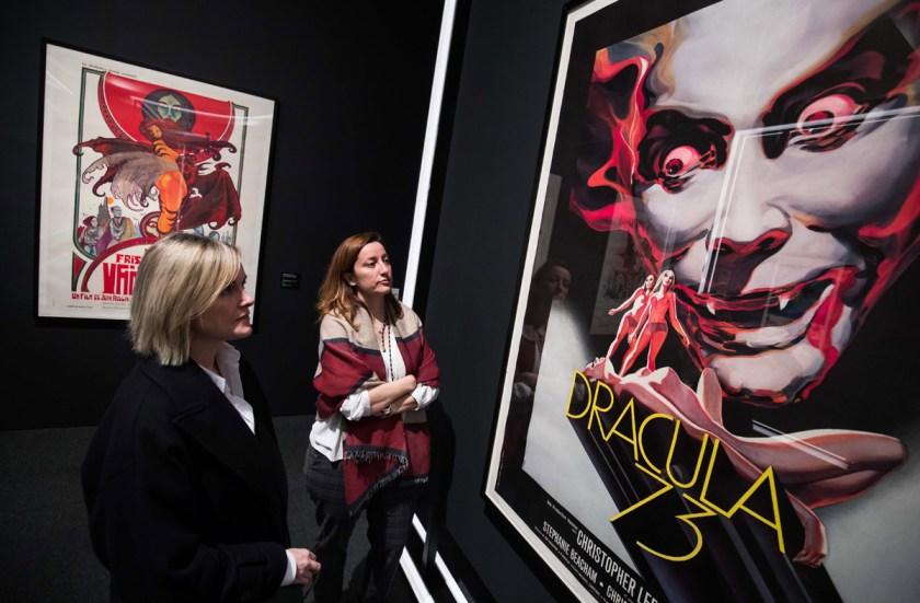 Vampiros. La evolución del mito se podrá ver en CaixaForum Madrid hasta el 6 de septiembre de 2020.