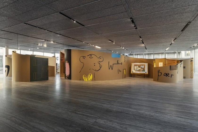 simon-fujiwara-who-the-baer-Fondazione-Prada-15