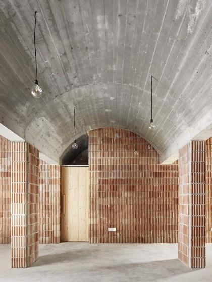 Archivo Municipal Pere Xamena Aulets Arquitectes. Proyecto selecciondado. XV BEAU.