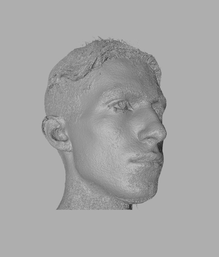 Foto: Vincent Urbani. Render 3D: Vittorio Antonelli. Modelo: Davide Cirinei. Agradecimientos: NID
