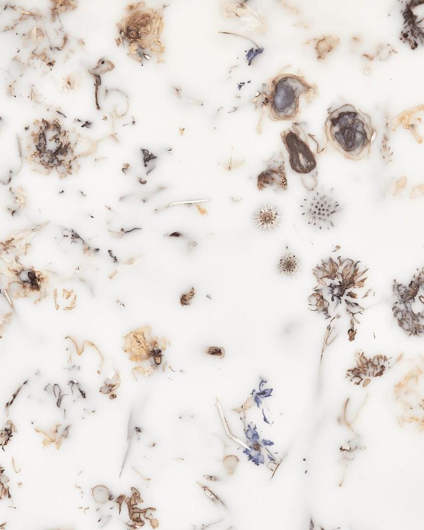 Marcin Rusak. Material 'White Perma' CORTESÍA: Marcin Rusak y Sarah Myerscough Gallery