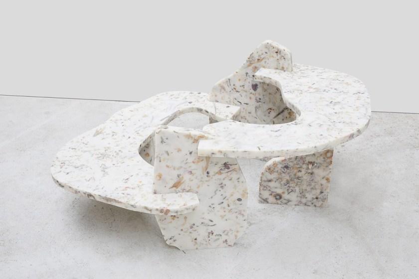 Marcin Rusak, 'Perma 5', 2019 CORTESÍA: Marcin Rusak y Sarah Myerscough Gallery