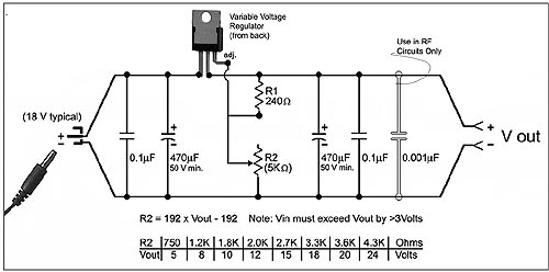 120vac to 20v dc wiring diagram