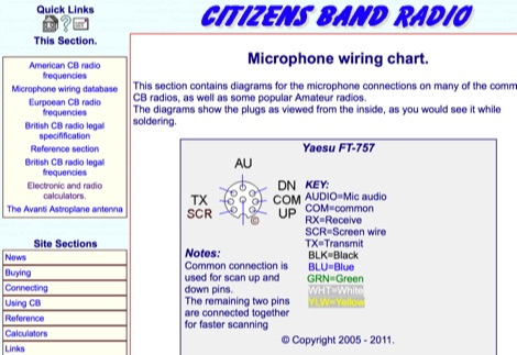 Microphone Wiring Diagrams