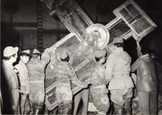 Crucifix by Cimabue