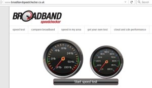 Tests on 42 towns and cities across the UK suggest almost half have average broadband speeds below 24Mbps.