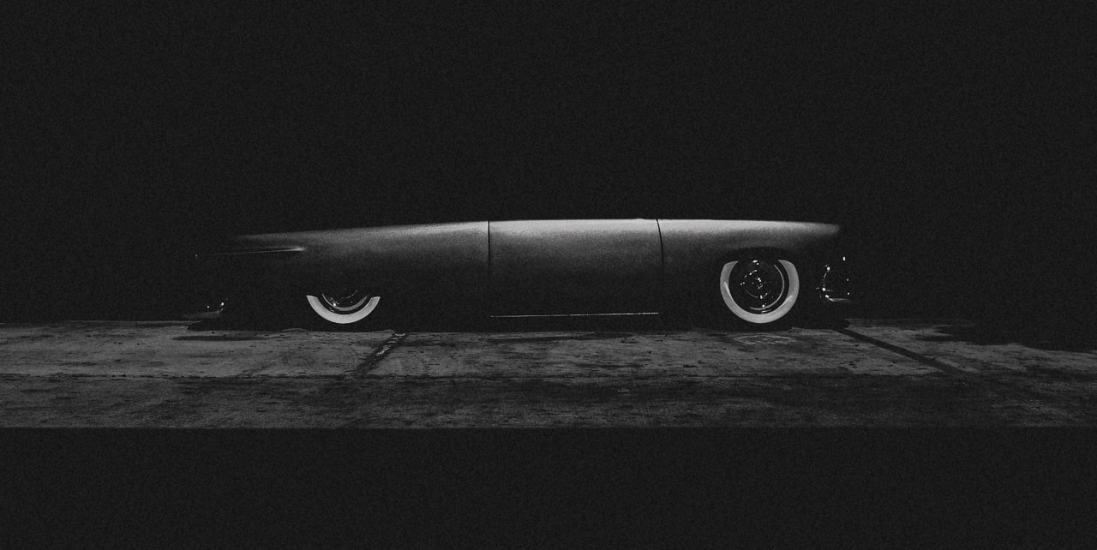 shoebox ford in the shadows photo