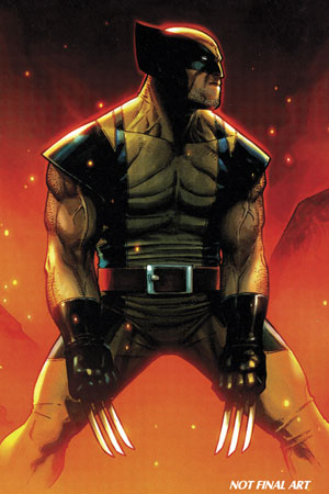 Sketch Iphone Wallpaper Dynamic Forces 174 Wolverine 305 Signed By John Romita Sr
