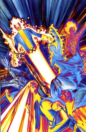 Wolverine 3d Wallpaper Dynamic Forces 174 New Mutants 1 Df Exclusive Alex Ross