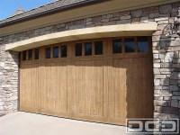 California Dream 17 | Custom Architectural Garage Door ...