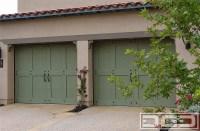 ECO-Alternative 09 | Custom Architectural Garage Door ...
