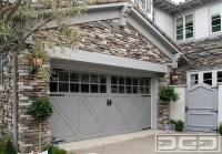 French Campestral 01 | Custom Architectural Garage Door ...