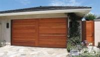 Mid Century 03 | Custom Architectural Garage Door ...