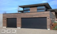 Mid Century 01 | Custom Architectural Garage Door ...