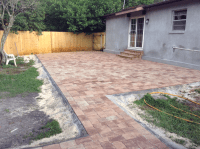 Brick Pavers Tampa Florida