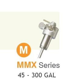 MMX Series Drum Mixers