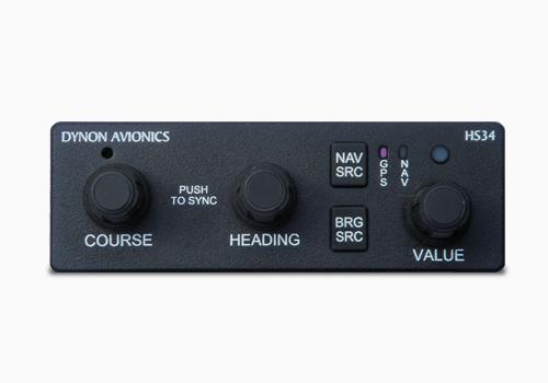 Dynon Avionics HS34 HSI Expansion Module