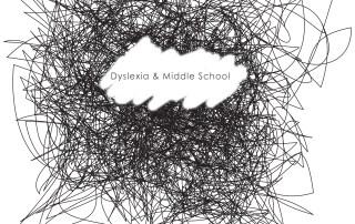 dyslexia-middle-school