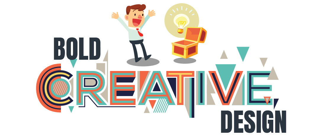 The Importance of Bold Creative Design - dystrick