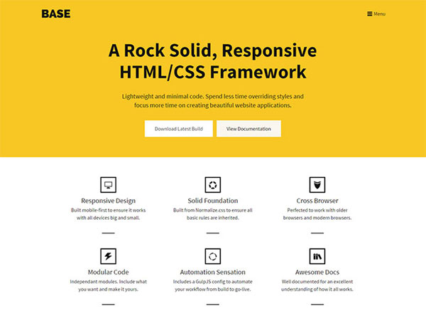 Best 25+ Css framework 2016 ideas on Pinterest Tags in html, Css - ux designer resume