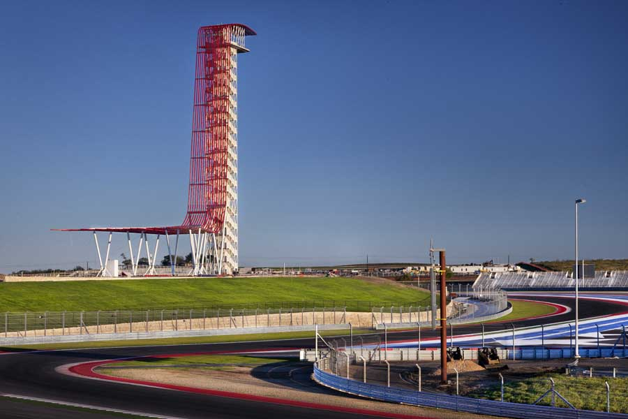 Car Window Wallpaper Observation Tower Austin Circuit Of The Americas Building