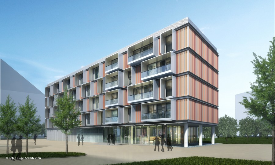 Contemporary Housing Residential Buildings E Architect