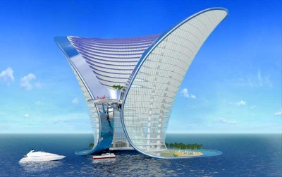 The Apeiron Dubai, Hotel - e-architect