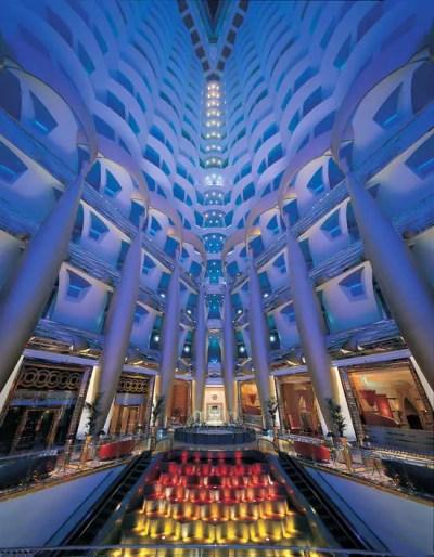 Burj al Arab: Luxury Hotel in Dubai, UAE - e-architect