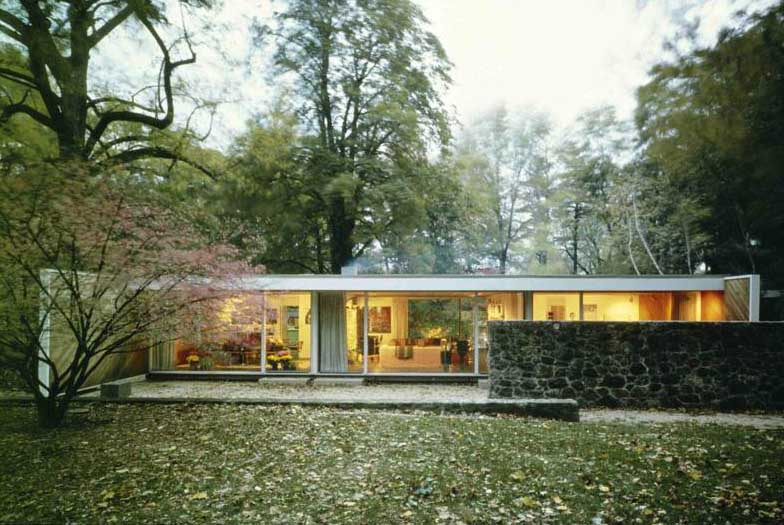 Visions of the Future    Beckhard House c1964 designed by Herbert - küchen modern design