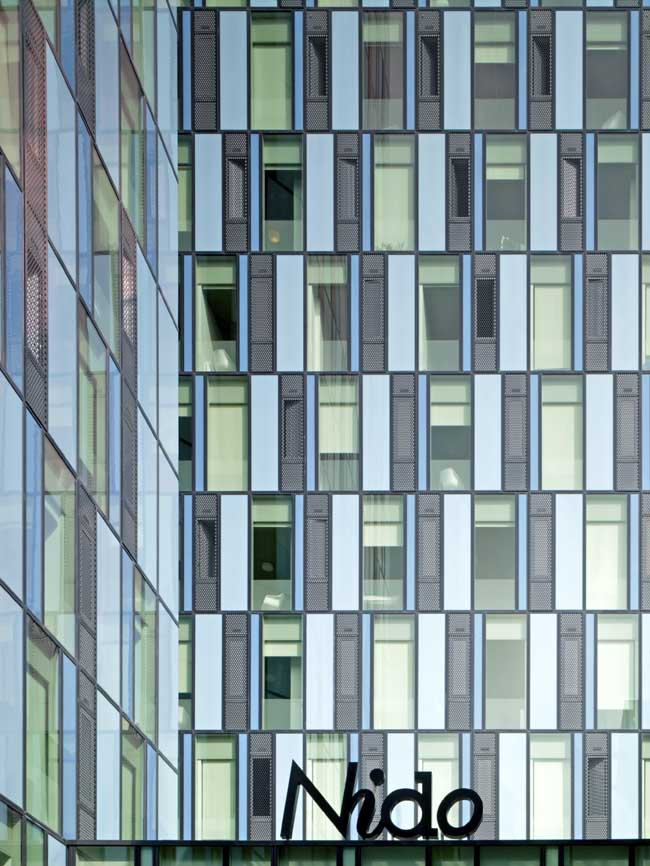 KX200, Nido Student Living London, Kings Cross - e-architect