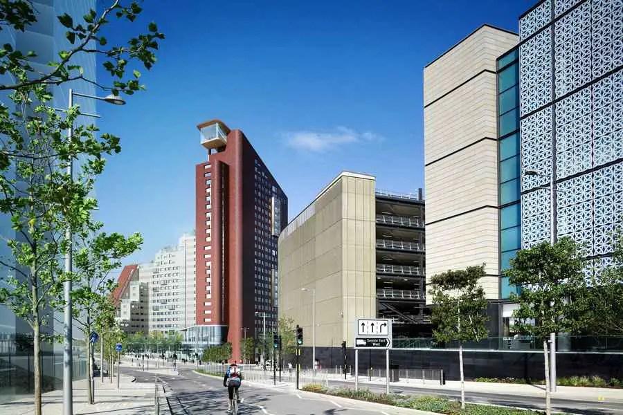 Unite Stratford, East London Student Housing - e-architect