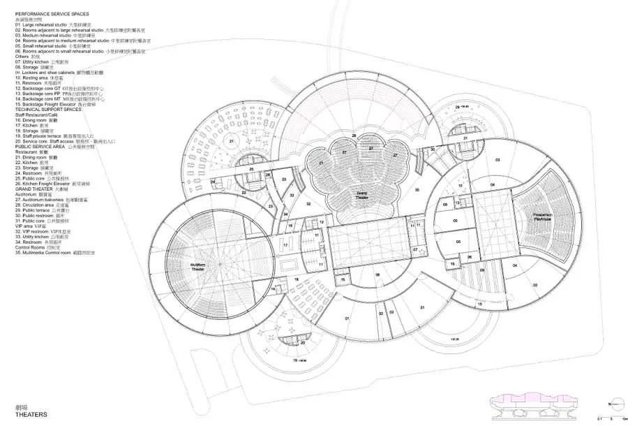 Resultado de imagen para museo mercedes benz planos ARQ Pinterest - performing arts resume