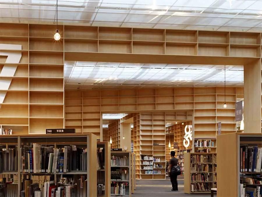 Musashino Art University Museum & Library - Tokyo - e-architect