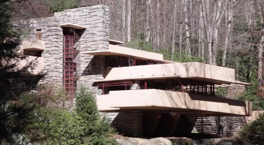 Frank Lloyd Wright Architect E Architect