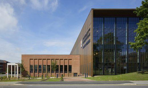 University Of Birmingham Sport Fitness Club Building E